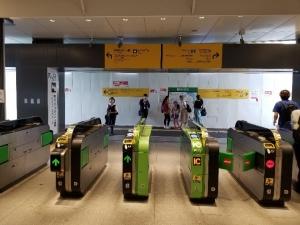 関内駅からのアクセス