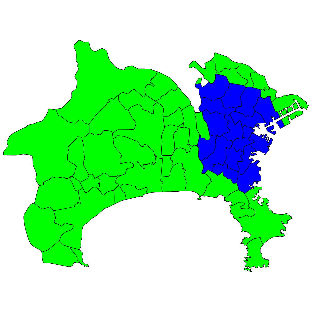 神奈川県全域に対応